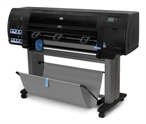 HP DesignJEt Z6200 plotter repair